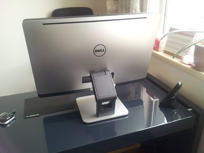 Dell XPS2710一体机开箱照